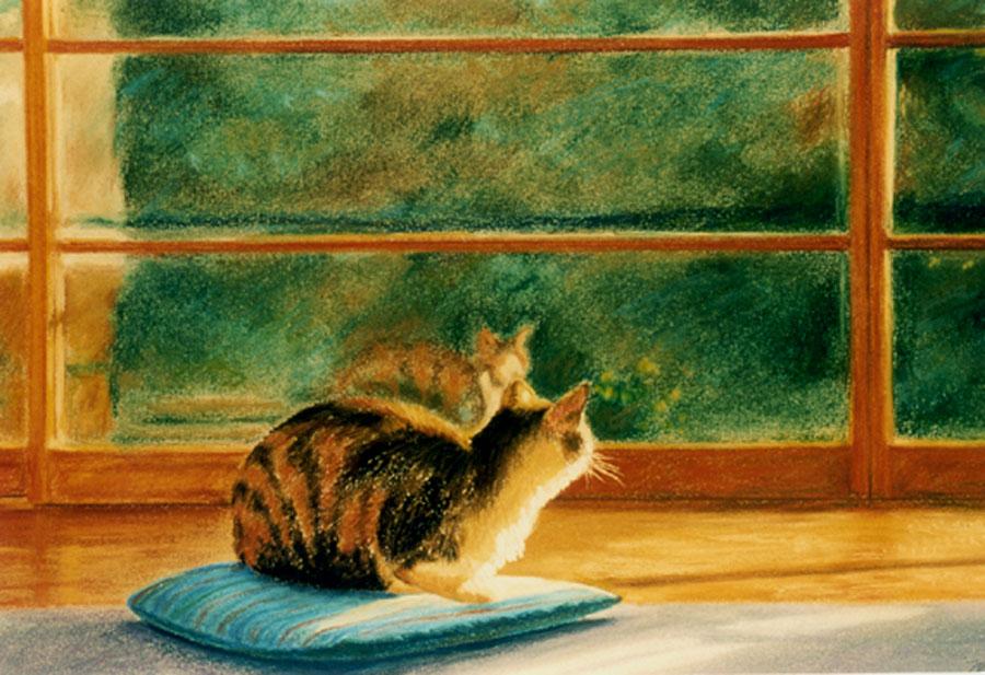 """""""Pastel Cat"""""""